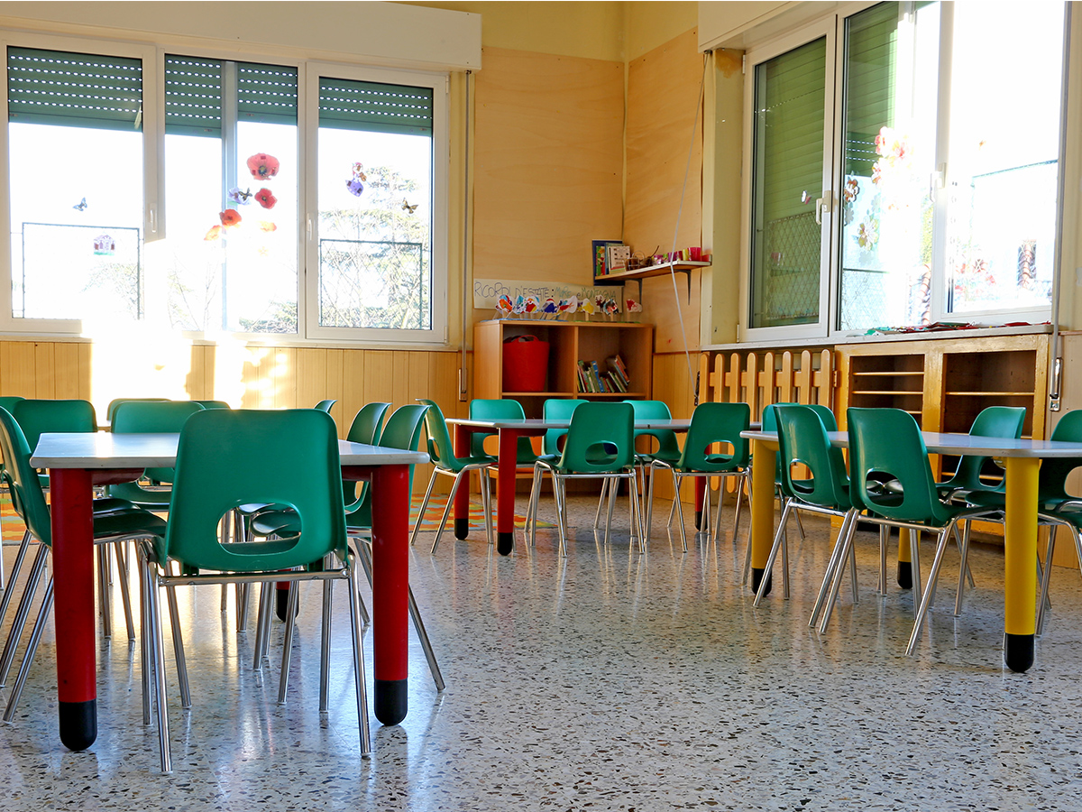 Educational Facilities and daycare cleaning services