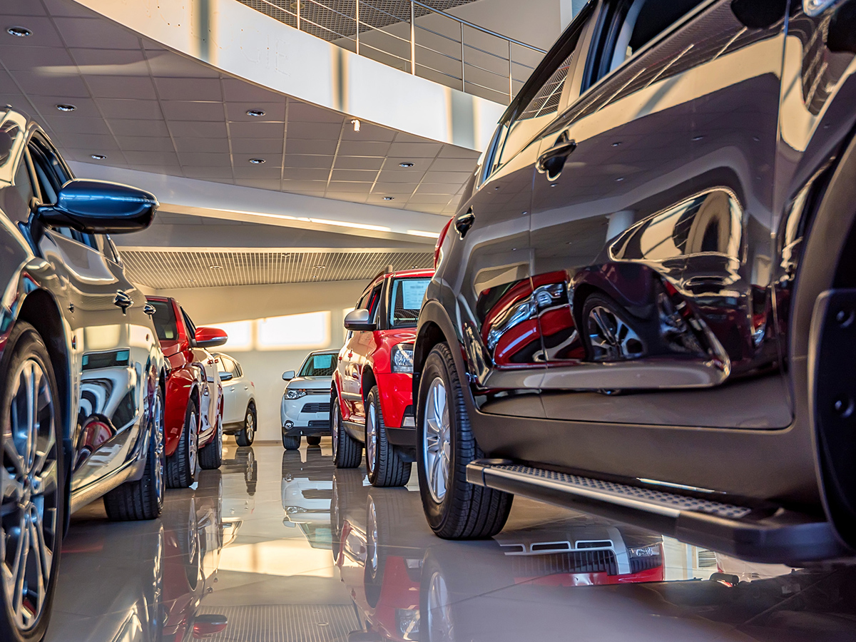 Commercial Cleaning services for auto dealerships and retail